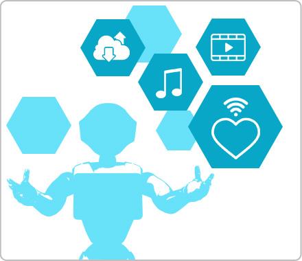 ロボットアプリ開発