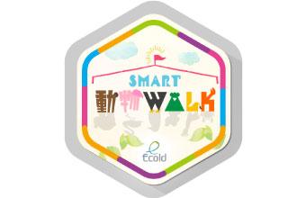 SMART動物WALKアプリアイコン